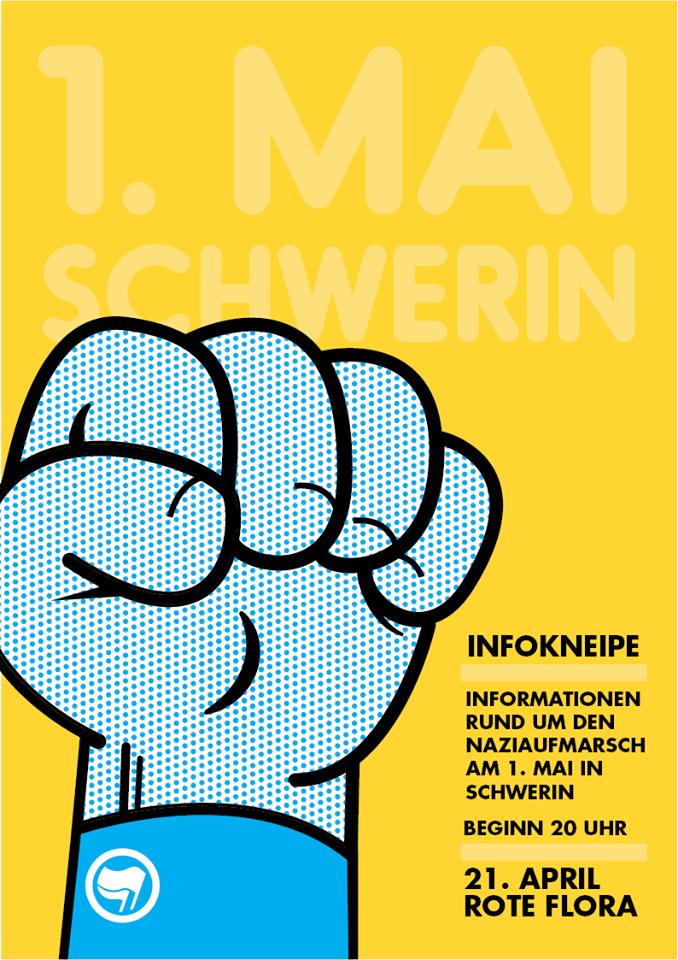 1. Mai Schwerin